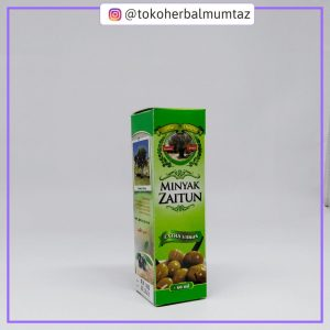 Zaitun Al Ghuroba Extra Virgin 60 ml