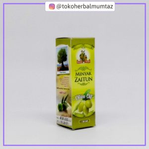 Zaitun Al Ghuroba Olive Oil 30 ml
